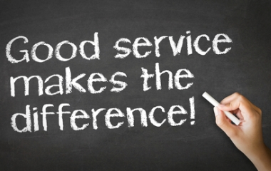 define good customer service skills