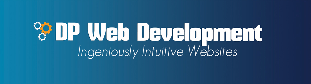 DP Web Development Sevenoaks Kent Logo